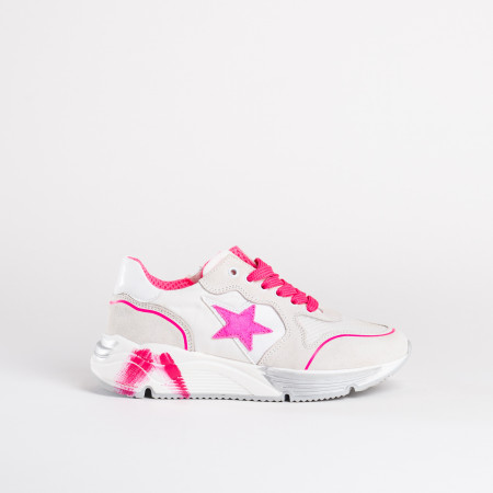 JUMP MIX PEAU - ICE/FUCHSIA