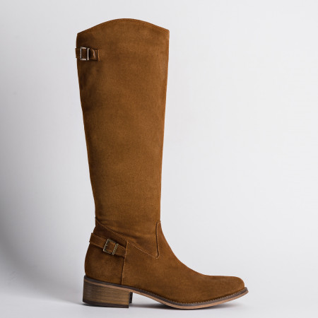 Bottes taupe | Reqins