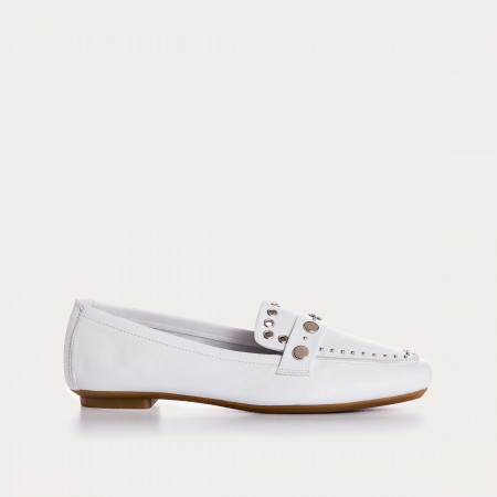 MOCASSINS HONORINE CUIR
