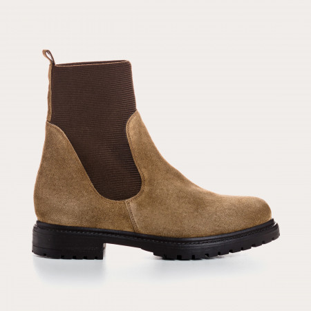 BOOTS EVELYN PEAU